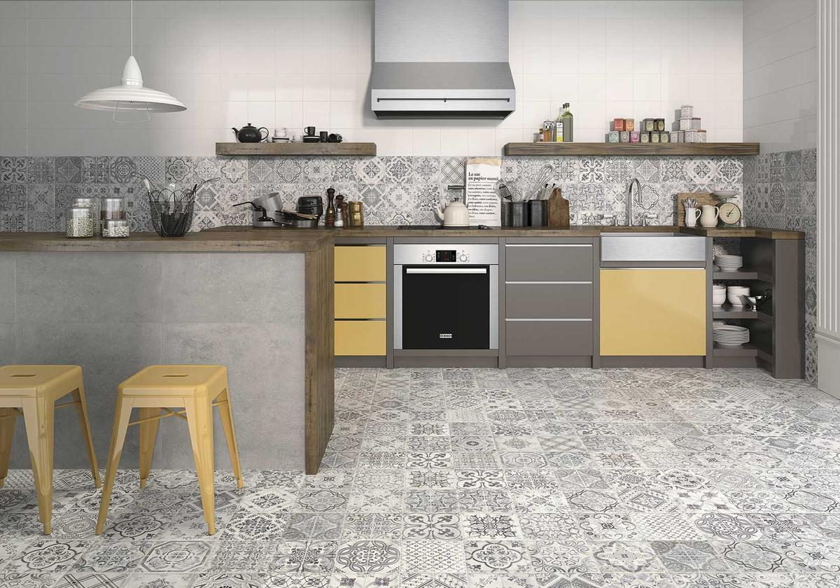 Ceramic Tiles For Kitchen Walls India