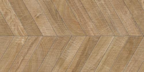 Azario Wood Chevron Natural